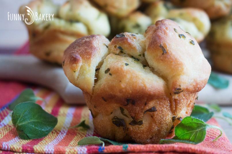 Хлебчета с пресни билки - профил