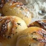 Френски хлебчета с мащерка