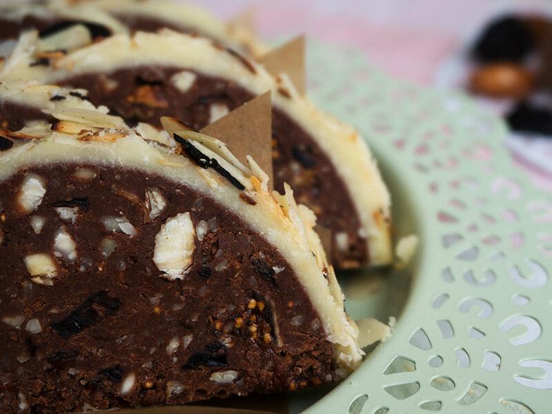 Италианско шоколадово 'Тороне' - превю