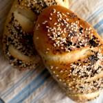 Мини млечни хлебчета