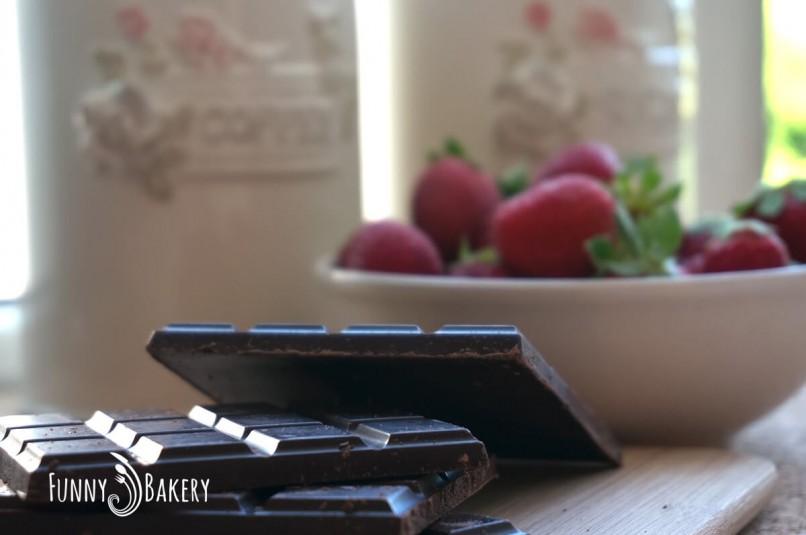 Шоколадово Суфле или иначе казано Лава кейк - шоколад