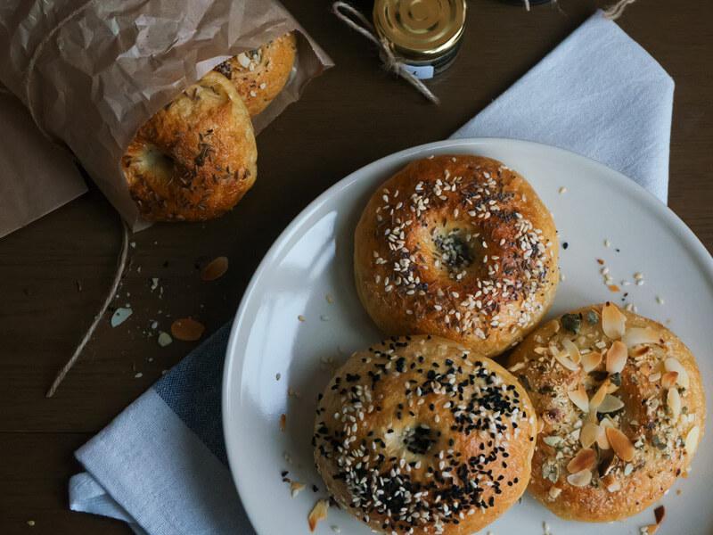 Бейгъли или иначе казано хлебни гевречета - превю
