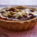 Мини пайове със сладко от смокини