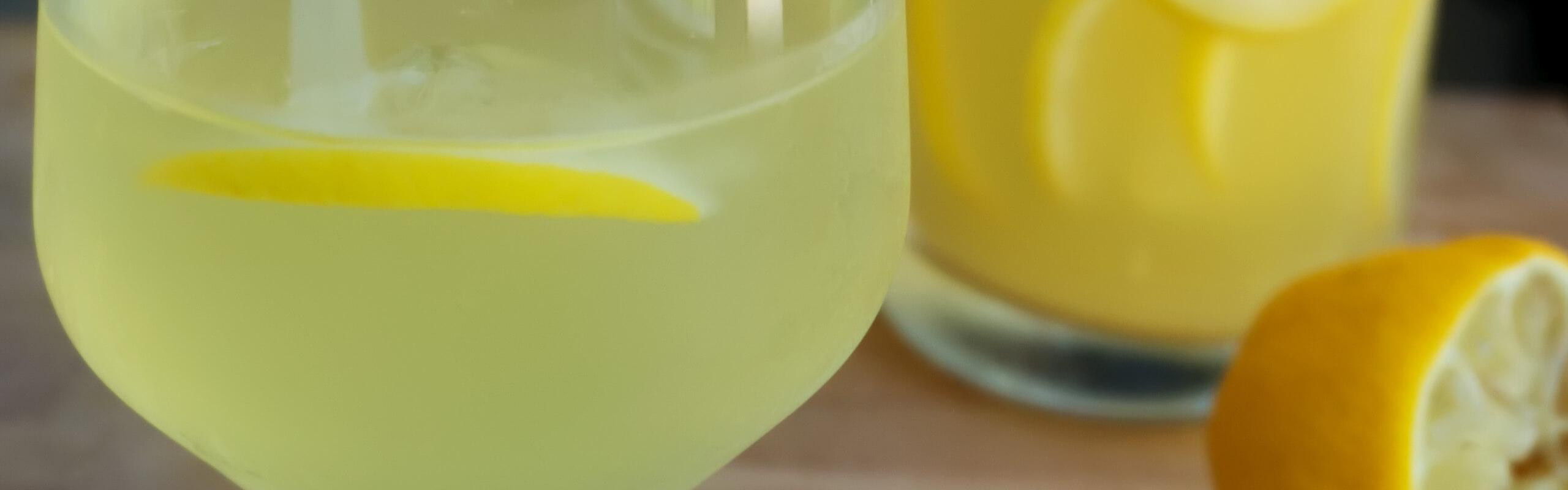 Домашно приготвена лимонада