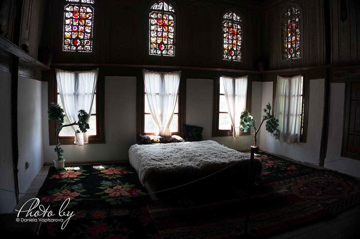 Кордопуловата къща - спалня