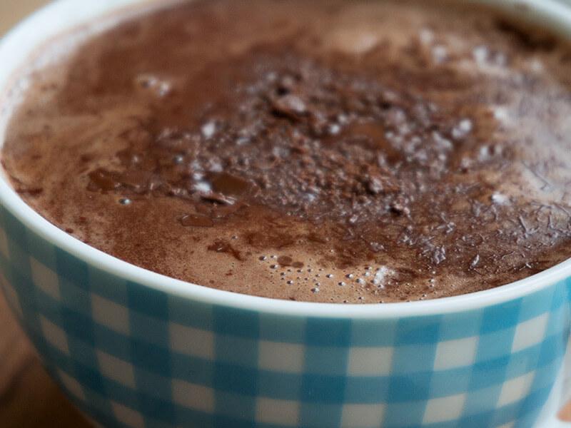 Горещ шоколад - превю