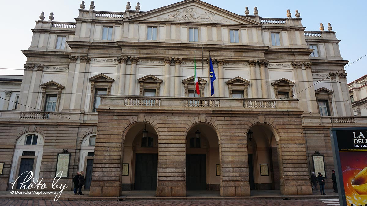 3 дни по италиански операта Ла Скала
