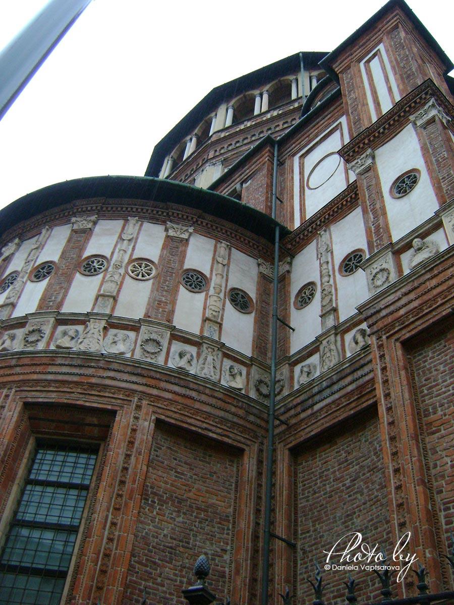 3 дни по италиански - църквата Мария Деле Грацие_002