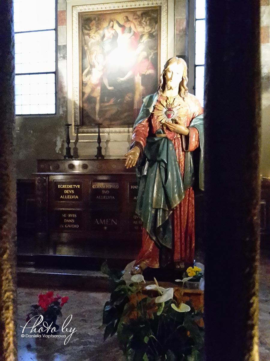 3 дни по италиански - църквата Мария Деле Грацие_005