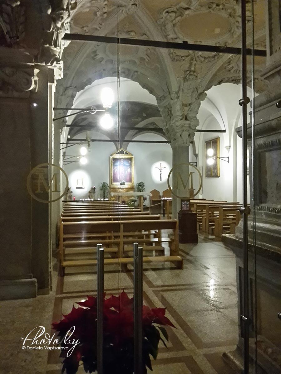 3 дни по италиански - църквата Мария Деле Грацие_006