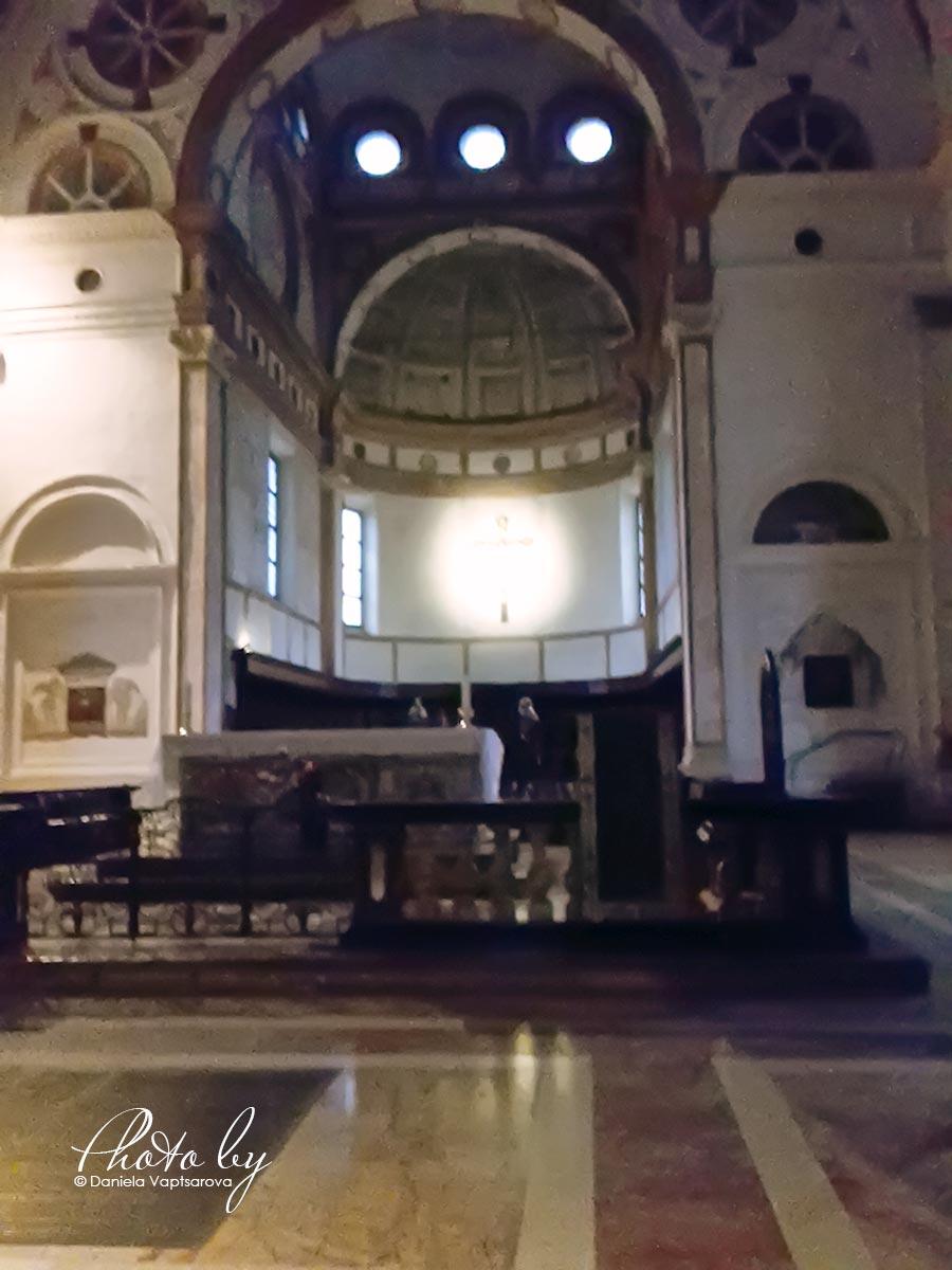 3 дни по италиански - църквата Мария Деле Грацие_008