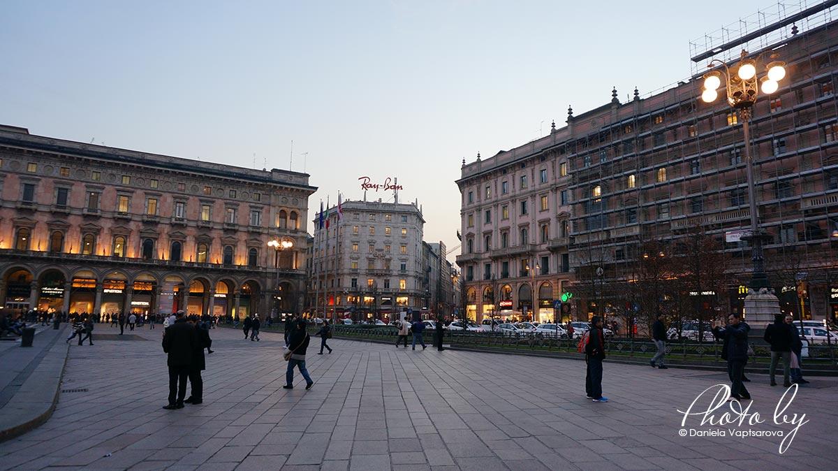 3 дни по италиански - Милано_004