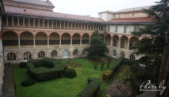 3 дни по италиански - Музей Леонардо Да Винчи_039