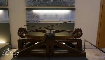 3 дни по италиански - Музей Леонардо Да Винчи_043