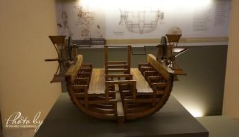 3 дни по италиански - Музей Леонардо Да Винчи_055