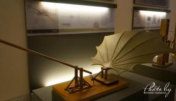 3 дни по италиански - Музей Леонардо Да Винчи_056