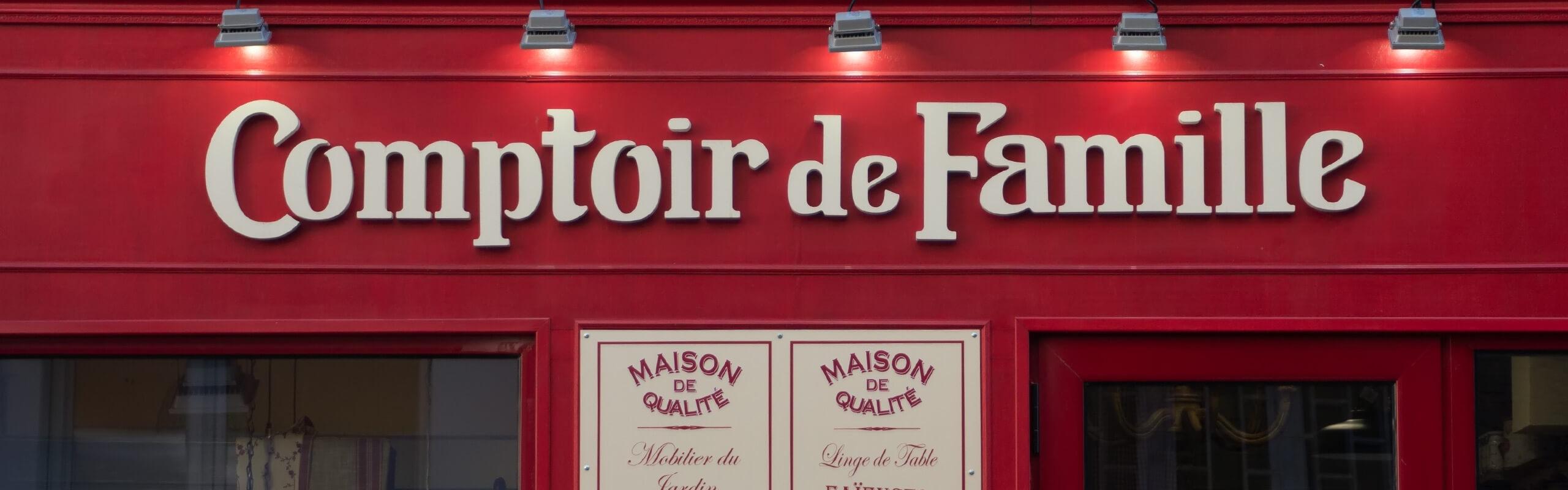Comptoir de Famillе – френски шик в сърцето на София