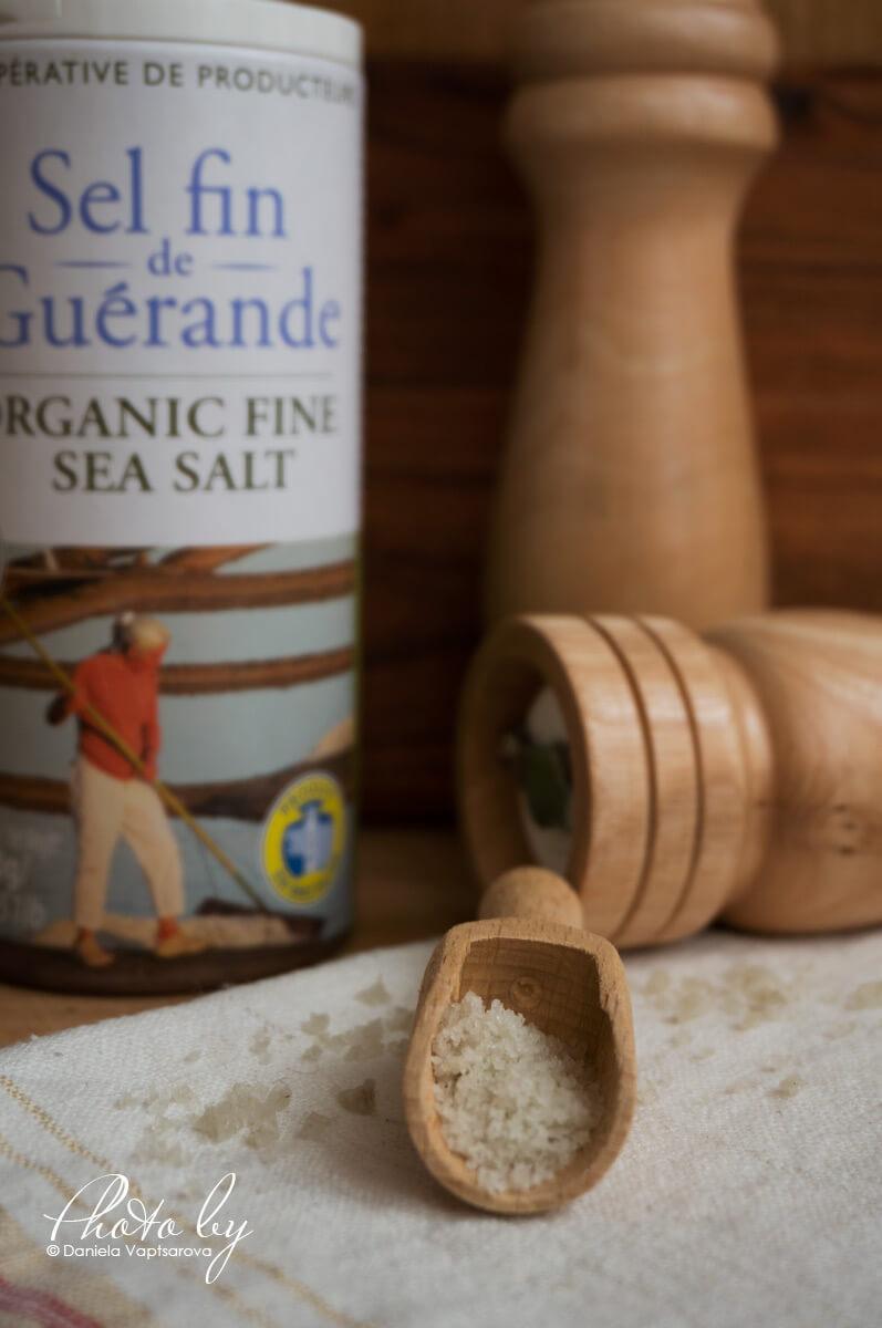 Сива келтска сол - Органик - 018