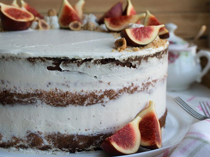 Смокинова торта - превю