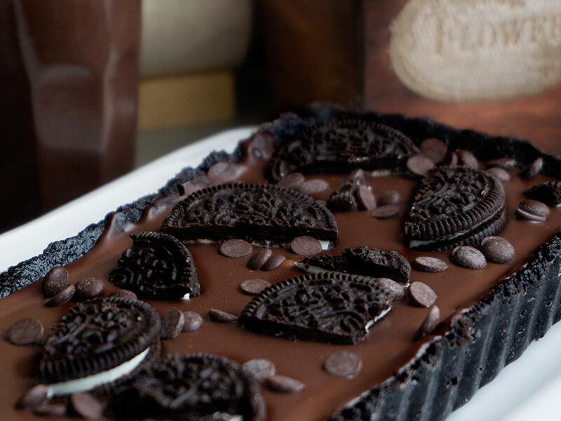 Шоколадов Орео Тарт - превю