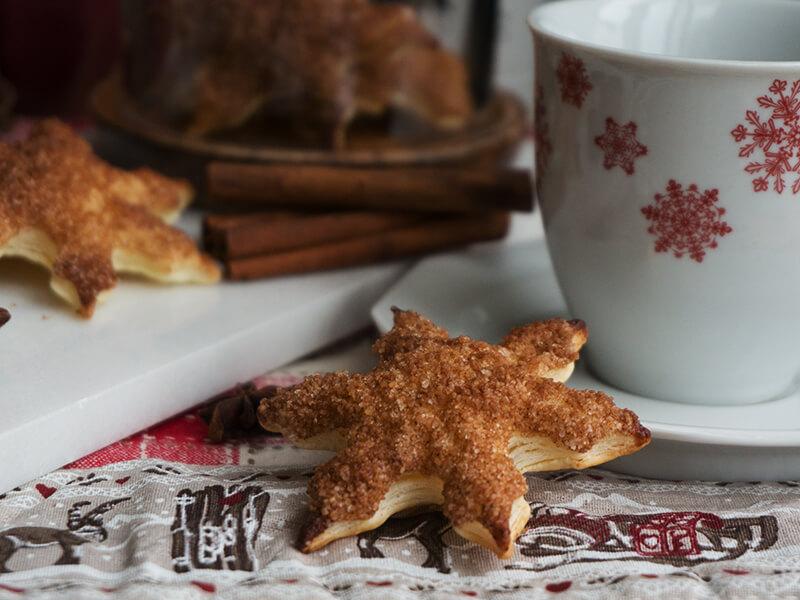 Сладки бутер бисквити с канела - превю