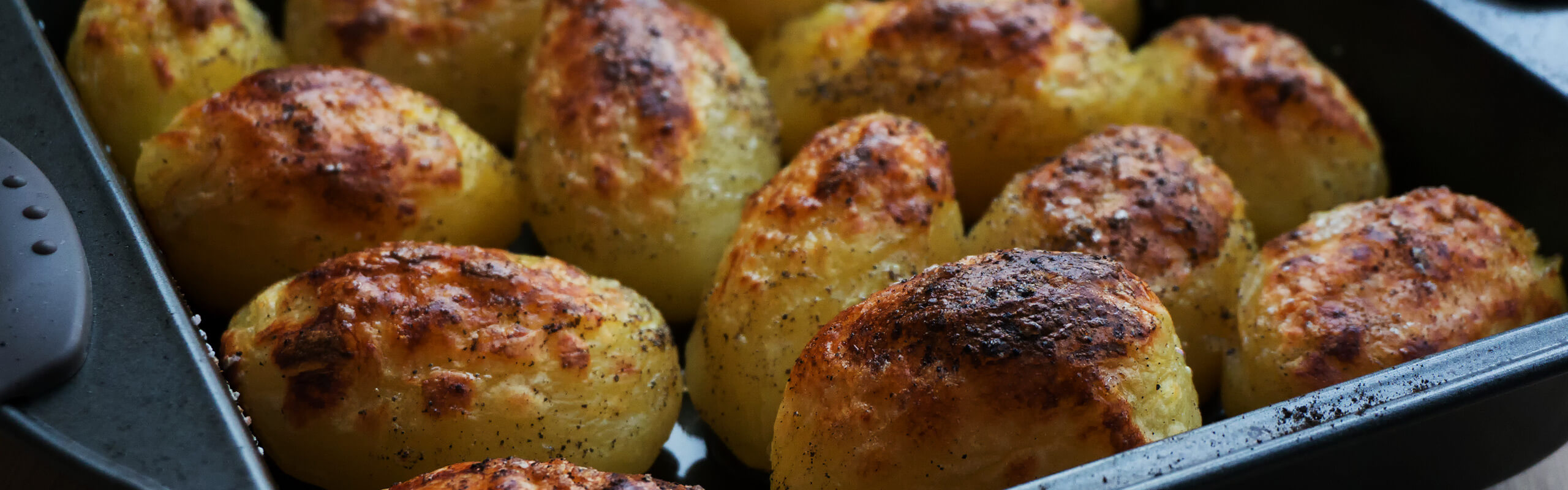 Най-вкусните печени картофи
