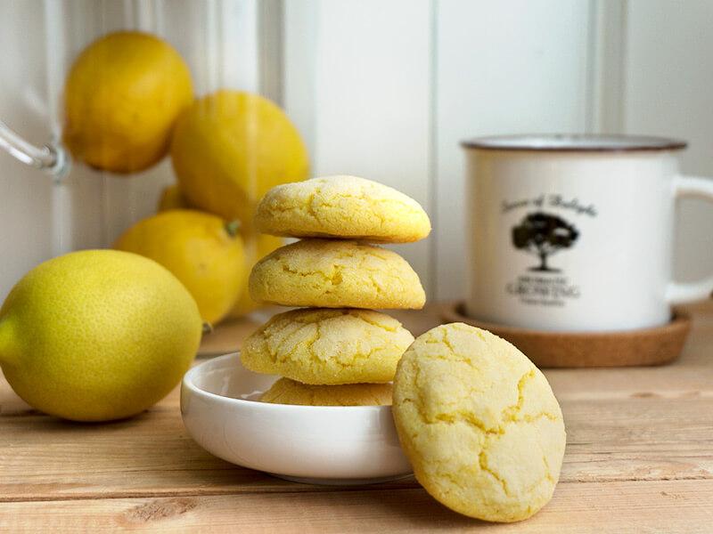 Лимонови сладки превю