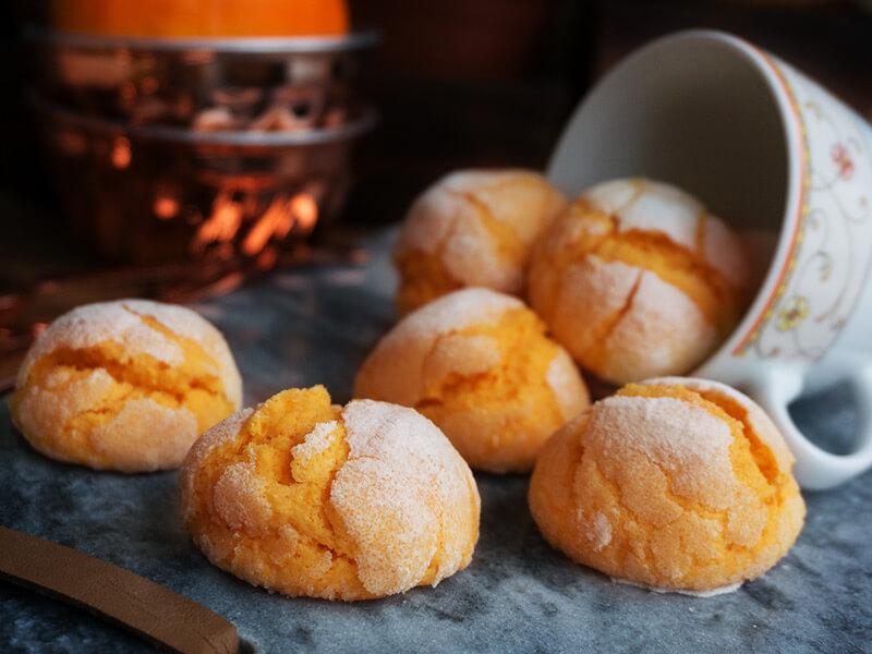 Портокалови сладки превю