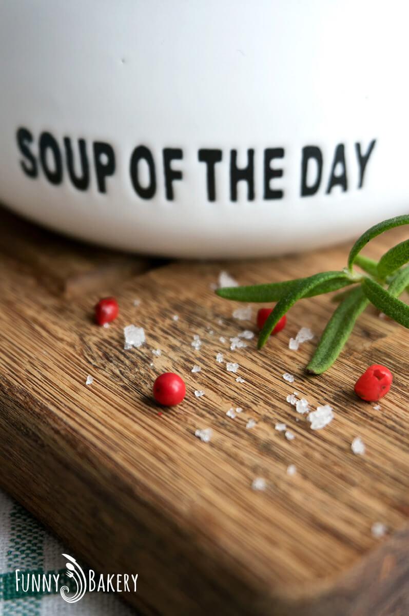 Картофена крем супа с пилешко месо 006