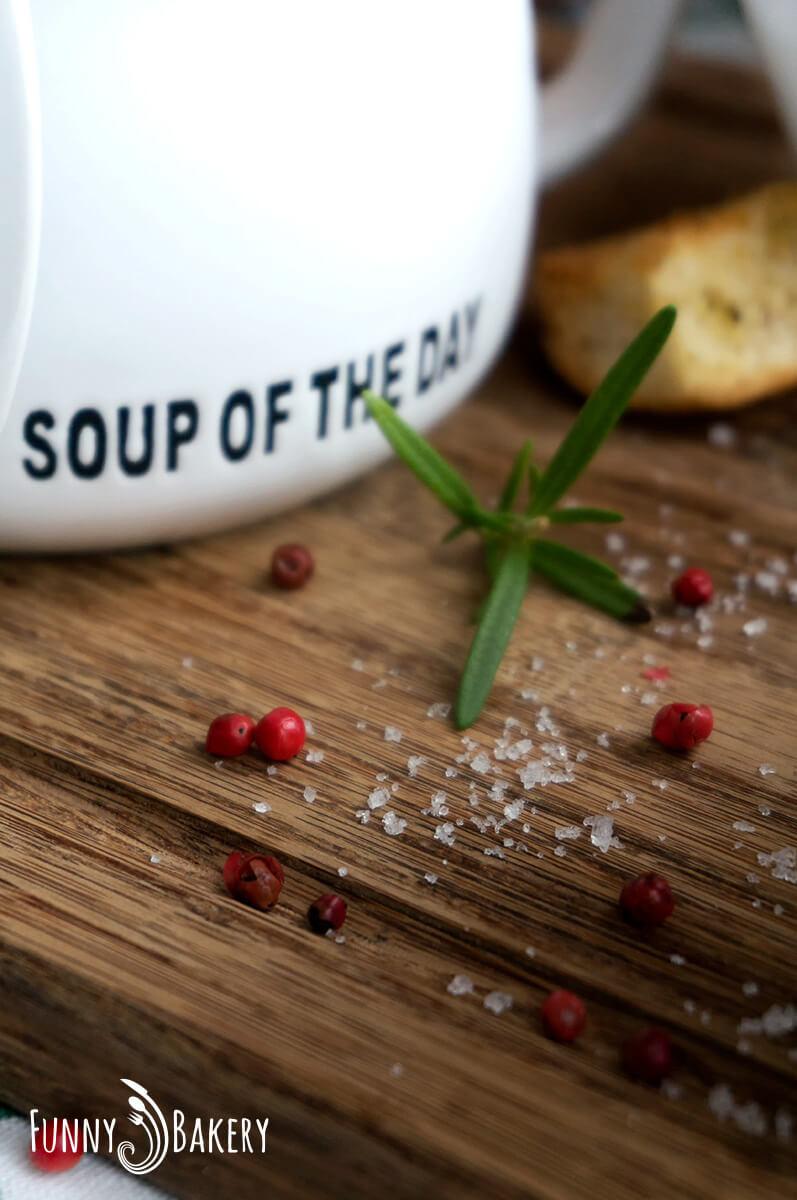 Картофена крем супа с пилешко месо 007