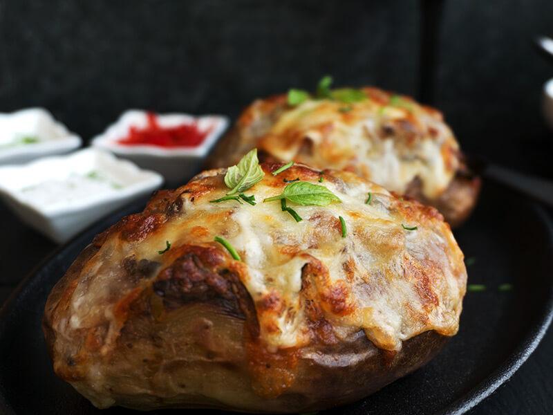 Пълнени картофи превю