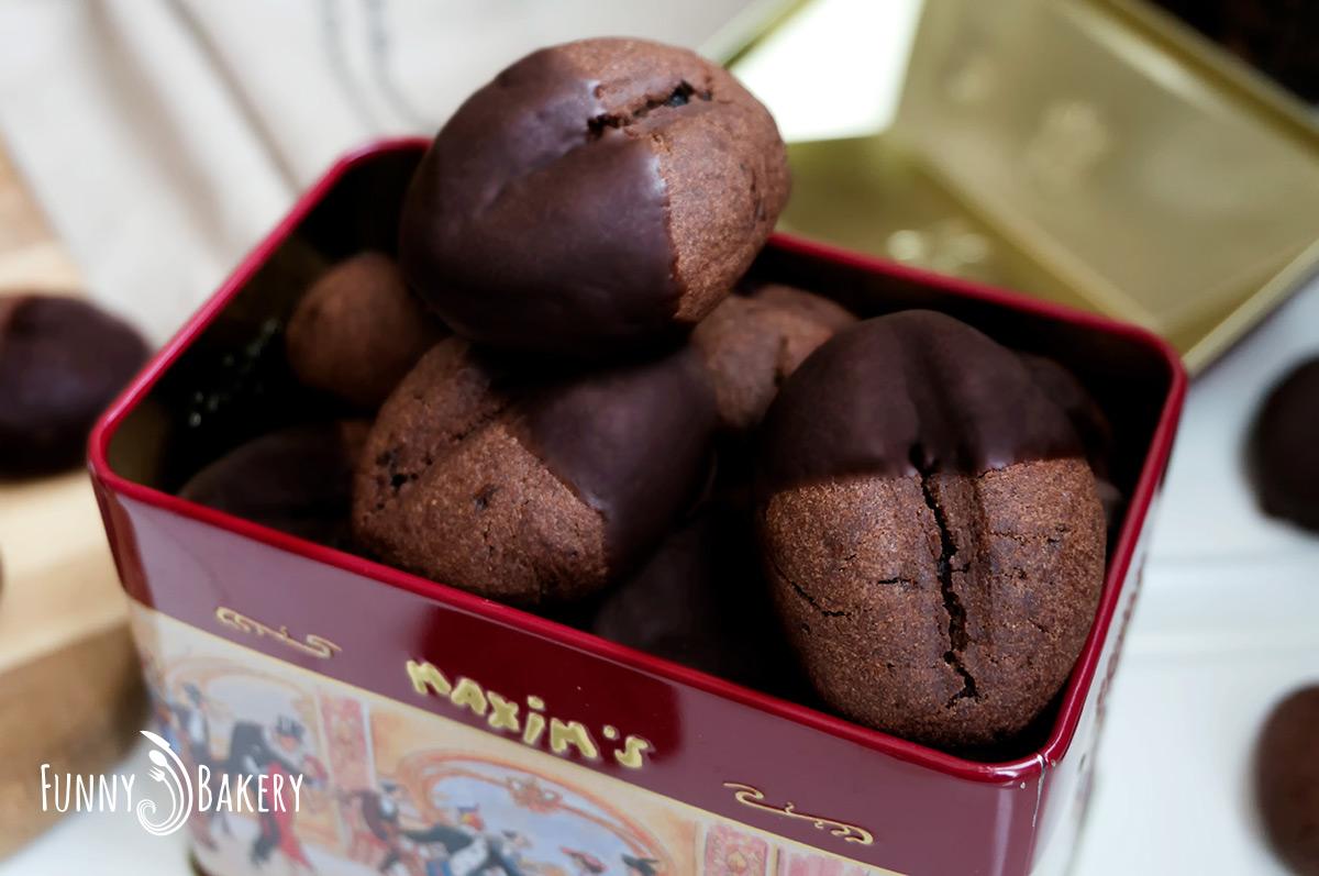 Какаови бисквити с кафе 002