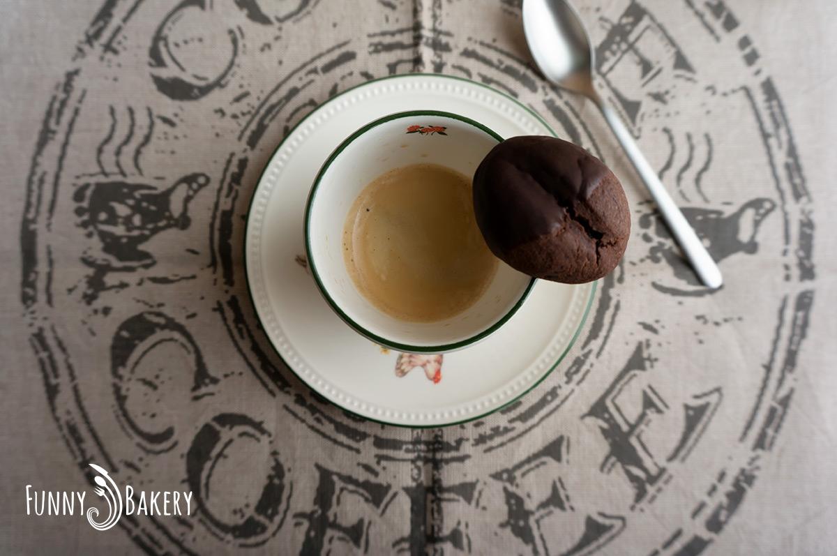 Какаови бисквити с кафе 004