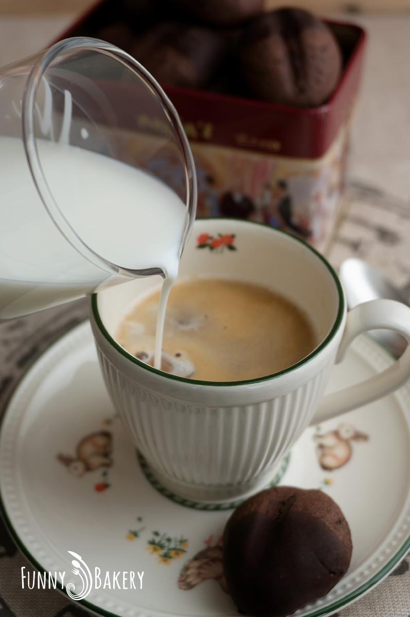 Какаови бисквити с кафе 005