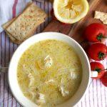 Домашна пилешка супа за душата