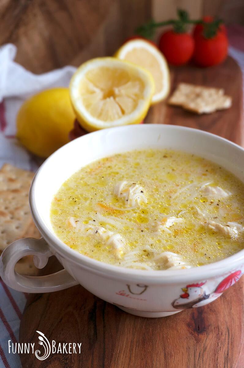 Пилешка супа 001