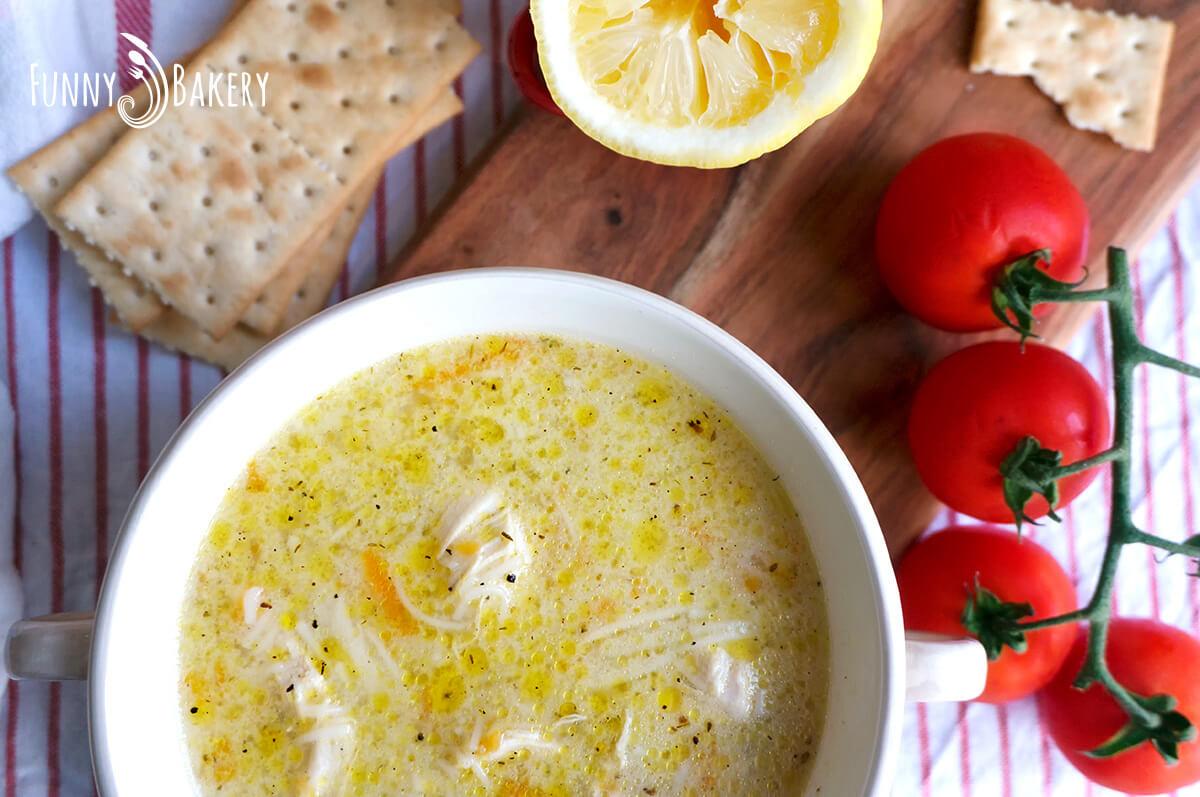 Пилешка супа 002