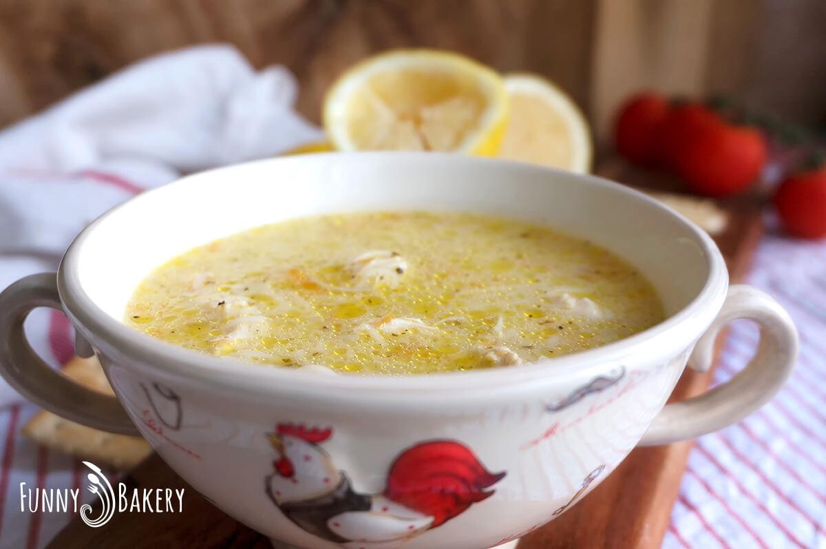 Пилешка супа 003
