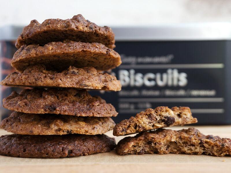 Овесени бисквити превю