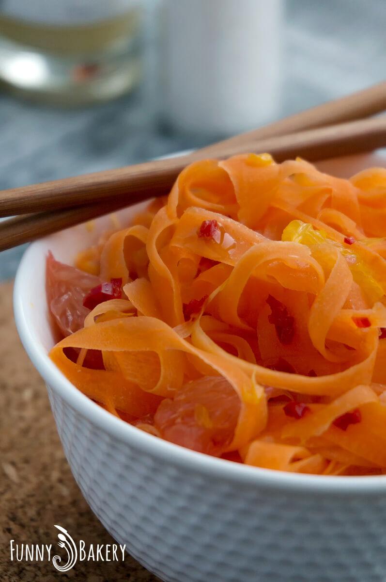 Морковена салата с цитруси 005