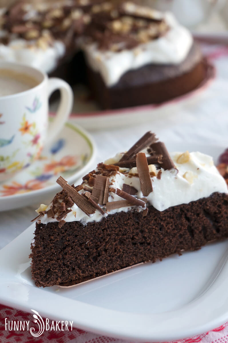 Шоколадов сладкиш - 004