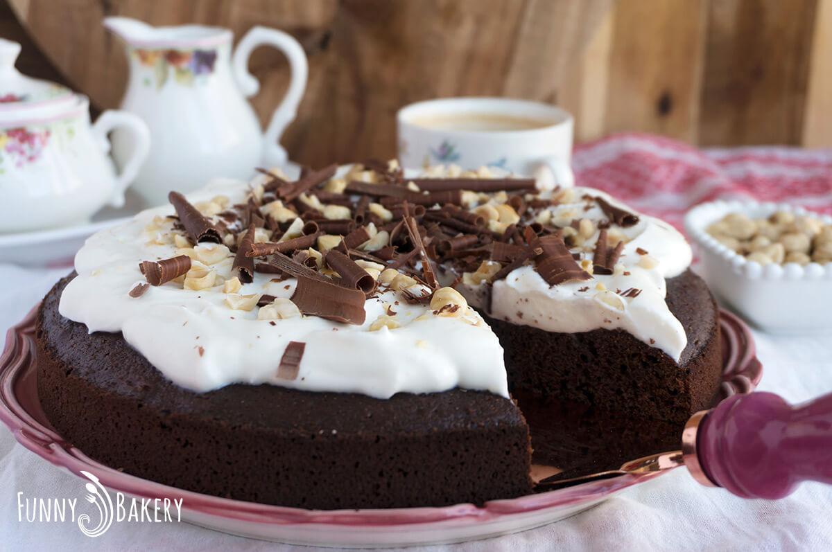 Шоколадов сладкиш - 006