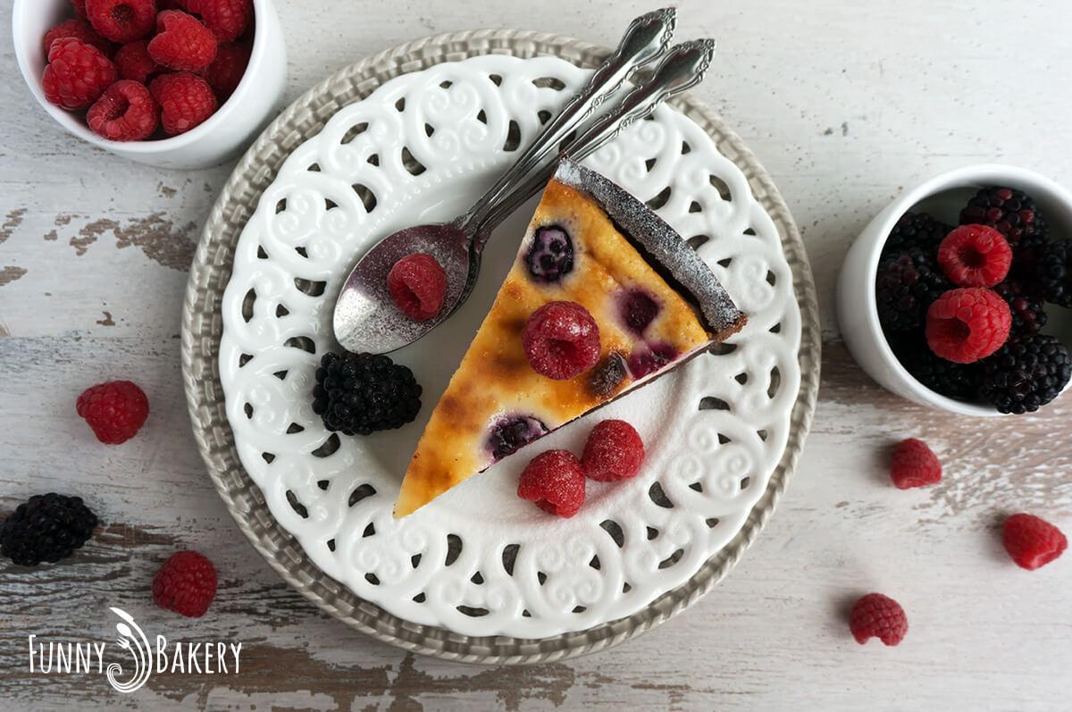Чийзкейк пай с горски плодове_012