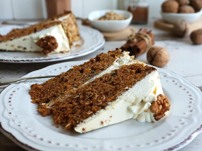 Морковена торта - превю