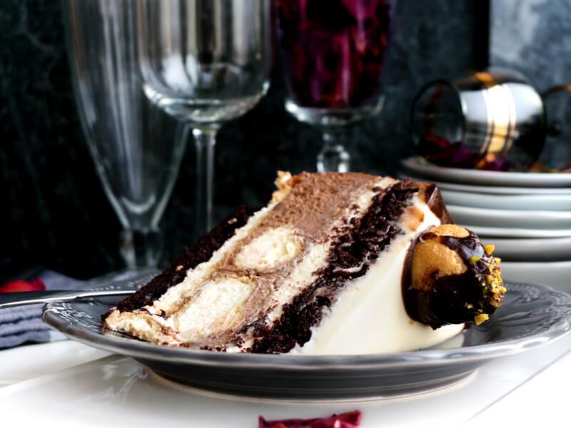 Еклерова торта - превю