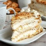 Милфьой или торта Наполеон