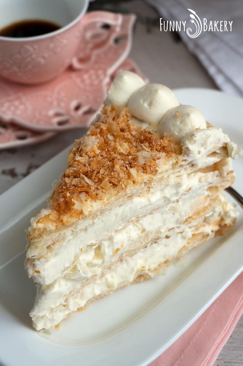 Милфьой или торта Наполеон_004