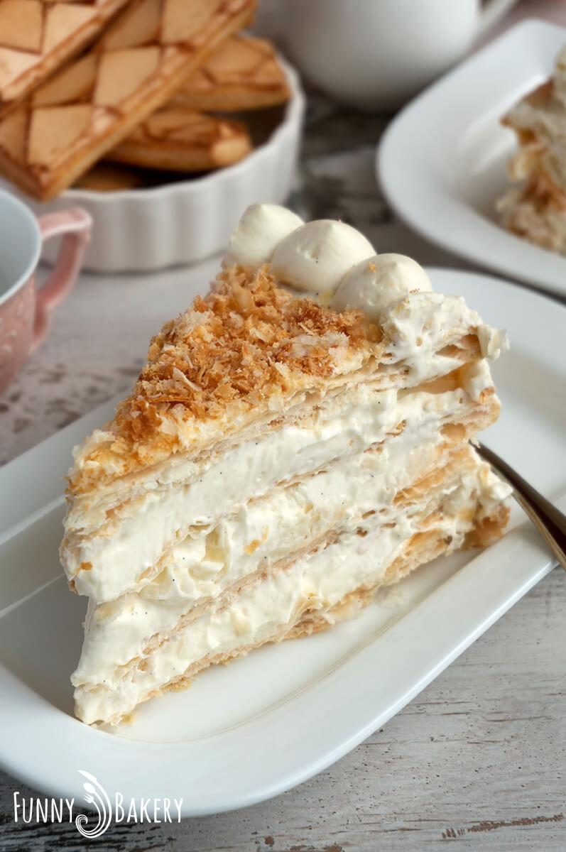 Милфьой или торта Наполеон_006