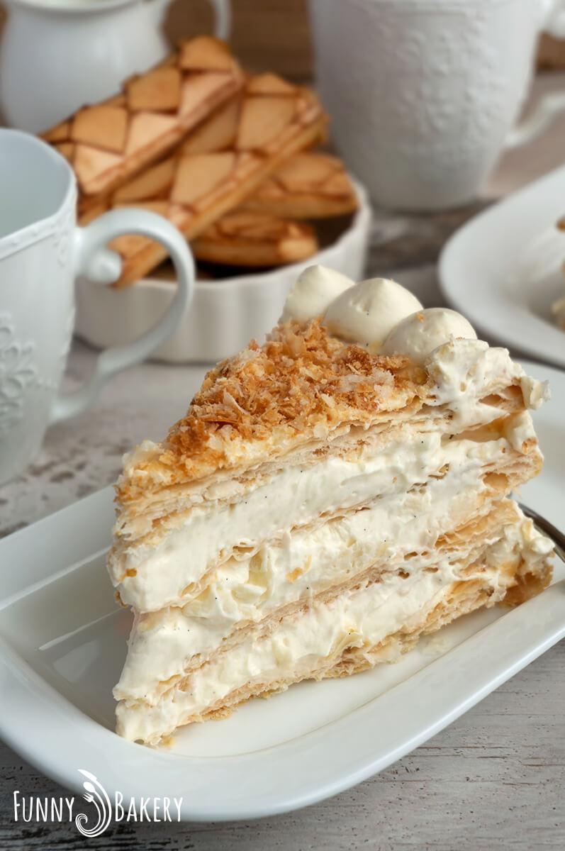 Милфьой или торта Наполеон_007