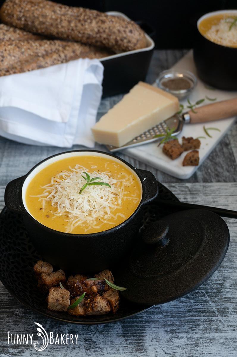 Зеленчукова крем супа 005